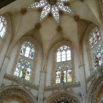La cathédrale (intérieur)